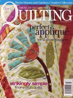 Quilting Applique - Ludmila2 Krivun - Álbuns da web do Picasa...FREE BOOK!!