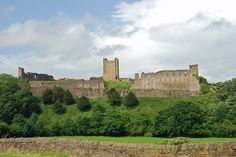 Richmond Castle - North Yorkshire England
