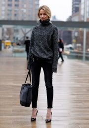 New York Street Style: Part Two - - Vogue#/gallery/new-york-street-style-fall