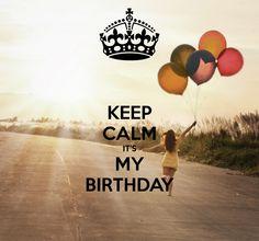 ITS MY BIRTHDAY!!!!!!!♍