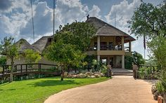 Makumu Game Lodge in the Klaserie Private Game Reserve