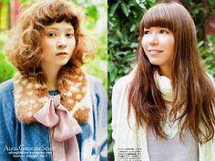 Morigirl Hairstyles -DIY | alicegrimoire