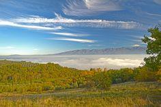 #panorama #landscape #tuscany #toscana