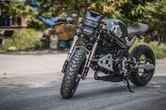 Honda MSX125SF Cafe Racer by อุดมการช่าง #motorcycles #caferacer #motos | caferacerpasion.com