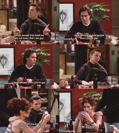 Oh, Will and Grace. Miss that show!