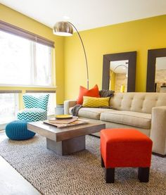 Amy & Todd's Mod Chicago Home House Tour | Apartment Therapy