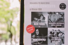 Record Store Day 2014 at Disco 100, Barcelona