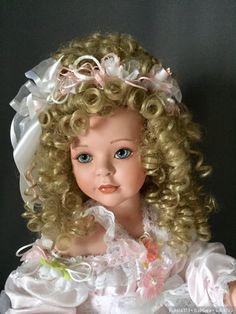 Неотразимая мисс изящество : Бренди от Донны РуБерт(Donna RuBert). До 1 января -44000 !!! / Фарфоровые куклы / Шопик. Продать купить куклу / Бэйбики. Куклы фото. Одежда для кукол