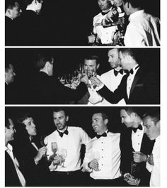 Love this image of the groom and groomsmen.   Photo by Shaun Guest  #portdouglasphotography