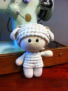 #funny #sheep #haakpakket #haken #hobby #crochet #knitten #haakcafe https://www.facebook.com/Atelier-La-Vivere-585456594966390/timeline