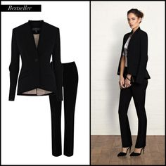 By popular demand, the #Bastyan Christi suit is now available in black and navy #SS14