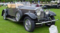 1927 Rolls-Royce phantom 1 playboy roadster