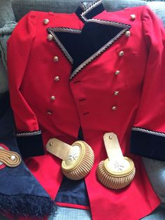 Uniform of Knight of Honour and Devotion of the Sovereign Military Order of…
