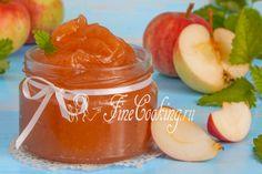 Повидло из яблок на зиму - рецепт с фото