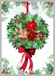 Victoria Nelson - Winter Foliage Ball Christmas