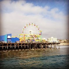 @GoSantaMonica: Great photo from @SantaMonicaPier @Pacpark! RT @stephiejeanne: Santa Monica @ Santa Monica Pier