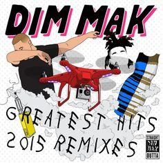 PURCHASED! @keysnkrates - Save Me (feat @KatyB - Naderi remix) from Dim Mak Greatest Hits 2015 @junodownload