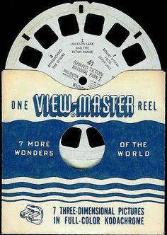 view-master reel - still have 'em