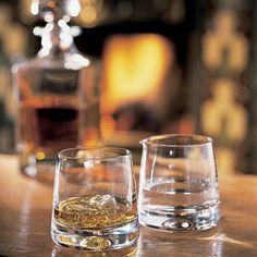 Dartington Crystal Handcrafted Brandy Glass - Pair