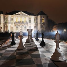 Dior couture at Rodin Musee
