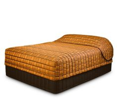 Cap Top Contempo Style Quilted Bedspread