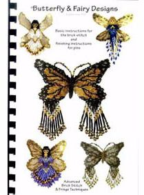 50% off SALE - Butterfly & Fairy Designs Book by Rita Sova at Sova-Enterprises.com