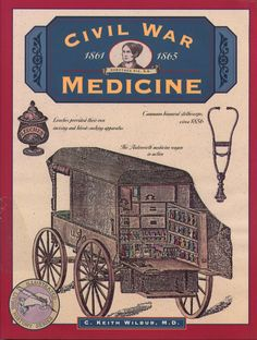 Medicine during the civil war...and we still use leeches today!