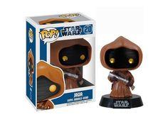 Jawa Vinyl Figure - Jawa Funny - Jawa Star Wars - Star Wars Bobble-heads - Star Wars Bobbleheads - Star Wars Pops - Star Wars Gifts