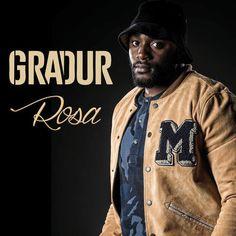 Découvrez le clip video Rosa -  Gradur Clip, Chef Jackets, Album, Cool Stuff, Music, People, Rapper, Musica, Musik