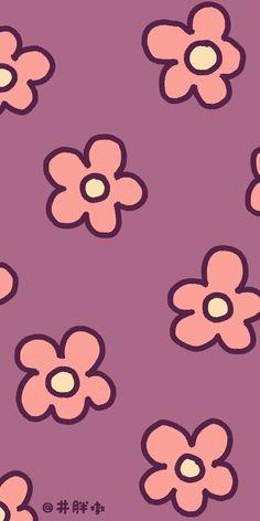 Macbook Wallpaper, Homescreen Wallpaper, Pink Wallpaper Iphone, Iphone Background Wallpaper, Kawaii Wallpaper, Aesthetic Iphone Wallpaper, Pretty Wallpapers, Cute Cartoon Wallpapers, Diy Phone Case