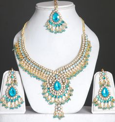 indian jewelry sets Indian costume jewellery Set Costume