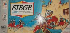 Old Milton Bradley Game Modern Games, Vintage Board Games, Milton Bradley, Knight In Shining Armor, Retro Gamer, My Childhood, Games To Play, Card Games, The Past