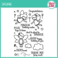 Avery Elle Clear Stamp - Pixie Dust