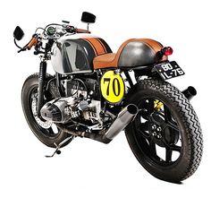 Ton-up Garage R80