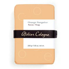 Atelier Cologne--Orange Sanguine - Soap  (MSRP $18)