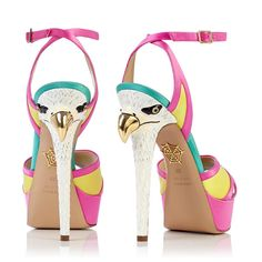 APACHE - Charlotte Olympia - USD