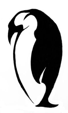penguin tattoos | Penguin Tattoo Design by *MP3Designs on deviantART
