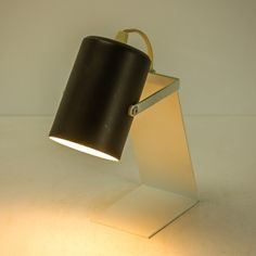 Located using retrostart.com > Desk Lamp by Unknown Designer for Anvia Almelo
