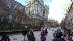 MANHATTAN; UWS: Museum of Natural History and more between 70-79th streets. By Alison Fox. December 9, 2016. It's a picture-perfect neighborhood made for the movies. Sandwiched between two lush parks, the Upper West Side from 70th to 79th streets is a quiet enclave where shopping and dining are plentiful, neighbors know each other by name and Hollywood has come calling when looking for a quintessential New York City location.