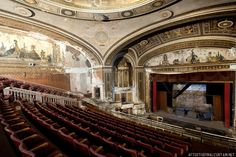 Loews Palace Theater, Bridgeport Connecticut - from After the Final Curtain