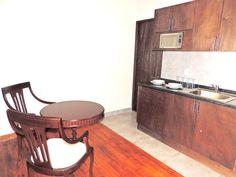 Todas las suites cuentan cocineta, microondas, fregobar y utencilios de cocina básicos