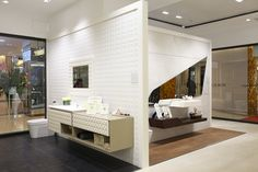 PORCELANOSA Group opens its second shop in China #Porcelanosa   #showroom  #Shanghai #architecture   #interiordesign
