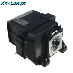 For EPSON EB-4650 EB-1985WU EB-1980WU EB-4550 EB-4650 Projector Bare lamp with Housing V13H010L77/ELPLP77