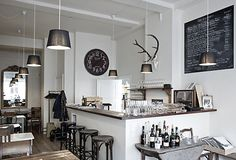 The rustic yet refined interiors of Denmark's No. 61.