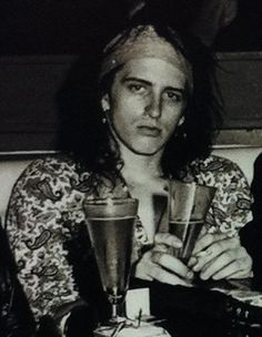 Izzy, Canter's 1985?