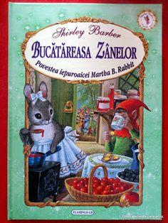 Mic atelier de creatie: Bucatareasa zanelor - Povestea iepuroaicei Martha B. Rabbit