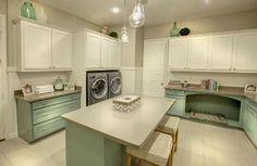 Drees Custom Homes Elmsdale Laundry room