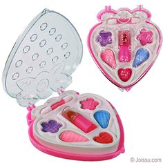 We have an adorable collection of tween and young teen makeup kits.  To see the full line, go to http://www.joissu.com/Makeup-Lips-Nails-Etc/products/11/0/0