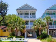 Surfside Beach Vacation Rental Home - The Southern Comfort