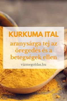 Gyógynövények - kurkuma ital Gut Health, Health And Nutrition, Health Fitness, Healthy Beauty, Health And Beauty, Herbal Remedies, Natural Remedies, Vegan Milk, Receding Gums